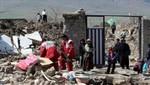 Último minuto: Terremotos de 6.4 grados Richter dejan más de 80 muertos en Irán