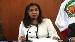 Vicepresidenta asegura que delegación de facultades no implicará subordinación de PNP a FF.AA.