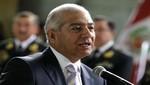 Ministro del Interior anuncia repotenciación de equipos para lucha contra el terrorismo y narcotráfico