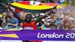 Ugandés Kiprotich se quedó con el oro en maratón de Londres 2012