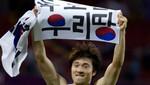 Juegos Olímpicos: Deportista coreano podría perder su medalla tras polémico mensaje