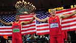 Juegos Olímpicos: Estados Unidos lideró el medallero al término de Londres 2012