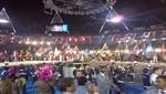 [FOTOS] Clausura de Olimpiadas de Londres 2012 homenajea a la música británica
