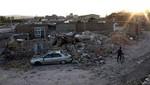 Irán: Número de víctimas aumenta a 306 a causa de los terremotos