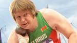 Juegos Olímpicos: Lazadora bielorrusa perdió el oro por dopaje