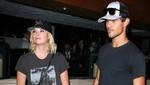 [FOTOS] Taylor Lautner y Ashley Benson disfrutan de una cena romántica