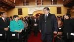 Alan García: Espero que Dios ilumine a Humala en el tema educación