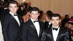 [FOTOS] Los Jonas Brothers se reúnen para hablar de su quinto álbum