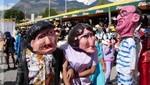 Con colorido corso promoverán participación en simulacro de sismo en Huaraz