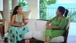 [VIDEO] Rihanna habla de Chris Brown con Oprah Winfrey