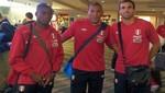 La selección peruana llegó a San José para jugar amistoso ante Costa Rica