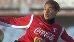 Paolo Guerrero: Espero que Costa Rica sea un rival exigente