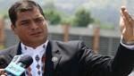 Ecuador: Rafael Correa espera anunciar esta semana decisión sobre Julián Assange
