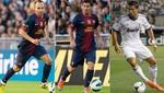 Cristiano Ronaldo compite junto a Lionel Messi y Andrés Iniesta por ser el mejor jugador de Europa