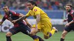 Napoli de Italia interesado en contratar a Juan Vargas