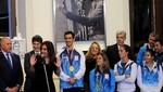 Cristina Fernández a críticos: en los últimos ocho años ganamos 16 medallas, sigan ladrando