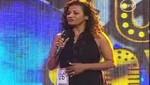 [VIDEO] YO SOY: Imitadora de Eva Ayllón sorprendió al jurado