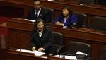 Ministra Salas rechazó cualquier tipo de movimiento violentista en la educación