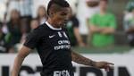Con Paolo Guerrero de titular: Corinthians perdió 3-2 ante Santos de Neymar