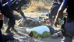 [VIDEO] La policía sudafricana mata 34 mineros a sangre fría