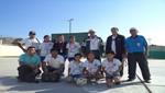Alumnas pallasquinas se coronaron campeonas interprovinciales en la disciplina de Futsal en los Juegos Deportivos Escolares Nacionales 2012
