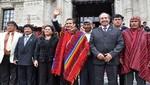 Ollanta Humala: El Desarrollo de Cajamarca está por encima de sus autoridades