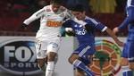 [VIDEO] Santos y 'U' de Chile igualaron en el duelo de ida de la Recopa Sudamericana