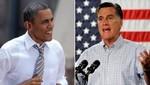 Encuesta: ventaja de Obama sobre Romney cae a 4 puntos