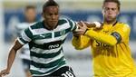 André Carrillo marcó en el empate del Sporting de Lisboa con el Horsens por la Euroliga [VIDEO]