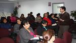 Curso de idioma coreano en la Municipalidad de San Miguel