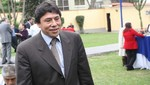 Alexis Humala: con mi denuncia buscan tapar verdaderos casos de corrupción