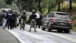 Vehículo diplomático estadounidense fue  atacado en México [VIDEO]