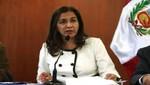 Marisol Espinoza consideró exageradas críticas al viaje de la primera dama en el avión presidencial