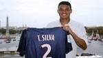 Thiago Silva fue presentado en el Paris Saint Germain [FOTOS]