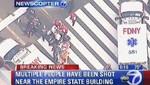 Policía provocó heridas a nueve personas en el tiroteo de Nueva York [VIDEO]