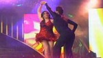 Periodista Valia Barack sorprendió en la pista de baile de El Gran Show [VIDEO]