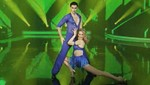 El Gran Show: Waldir Sáenz y Denisse Dibós obtuvieron el mejor puntaje en la primera gala [VIDEO]