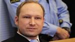 Noruega: Behring Breivik pidió perdón por no asesinar a más personas
