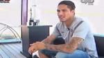 Paolo Guerrero: Por la selección juego hasta cojo [VIDEO]