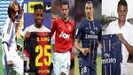 Conozca a los fichajes más caros del fútbol de Europa [FOTOS]