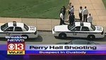 Un tiroteo en un colegio de Baltimore  causó terror entre los estudiantes [VIDEO]