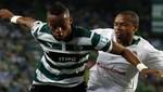 Con André Carrillo de titular: Sporting de Lisboa perdió ante Rio Ave [VIDEO]