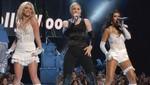 Madonna, Britney Spears y Christina Aguilera nuevamente juntas en el escenario