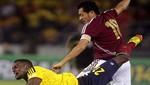 Arango y Rondón figuran en la lista de convocados de Venezuela