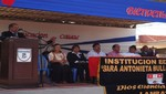 IE Sara Bullón: Marcha de sacrificio al Gobierno Regional Lambayeque