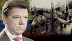 Santos: Una hoja de ruta para la paz