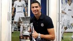 Cristiano Ronaldo: Ganar la Supercopa nos da confianza