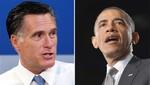 Encuesta: Romney y Obama están empatados en 43%