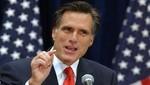 Romney acepta candidatura presidencial republicana prometiendo 12 millones de empleos
