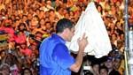 Henrique Capriles en Anzoátegui: gobierno de Chávez siembra cizaña e intrigas